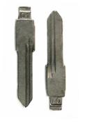 Лезвие для ключа Volkswagen External teeth Santana Jetta ( HU49)