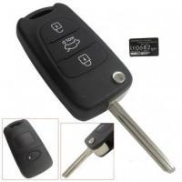 Корпус ключа зажигания для автомобиля KIA KIA7\TOY49